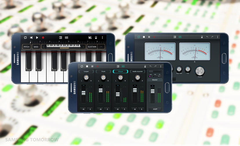 Soundcamp disponibile anche sul Play Store e non più solo su Galaxy Apps (video)