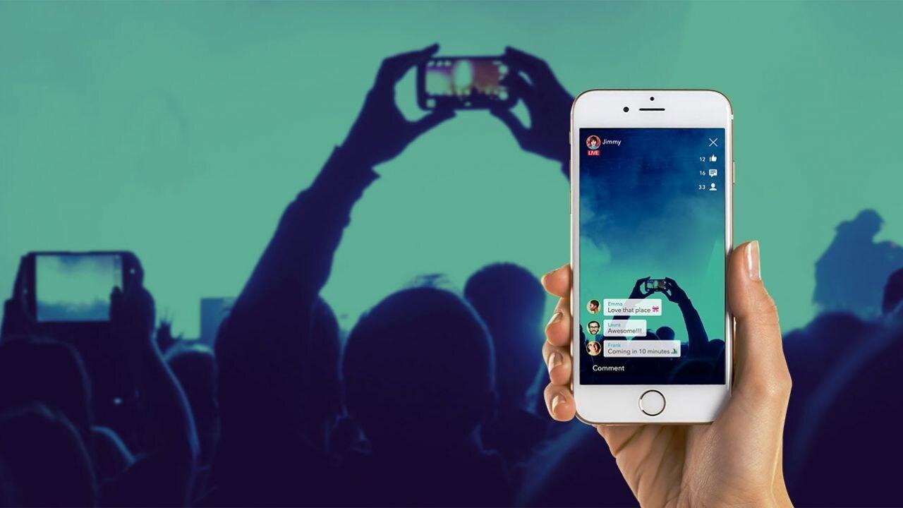 Lo streaming di streamago arriva anche su android - La finestra di fronte streaming ...