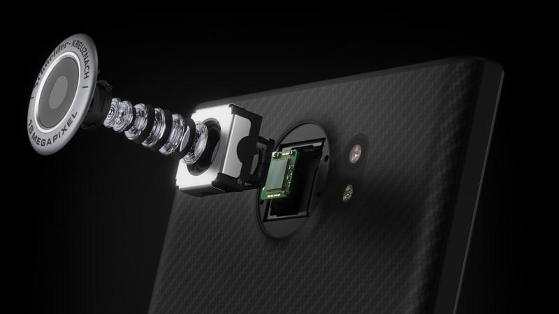 DxOMark assegna un ottimo punteggio alla fotocamera di BlackBerry Priv