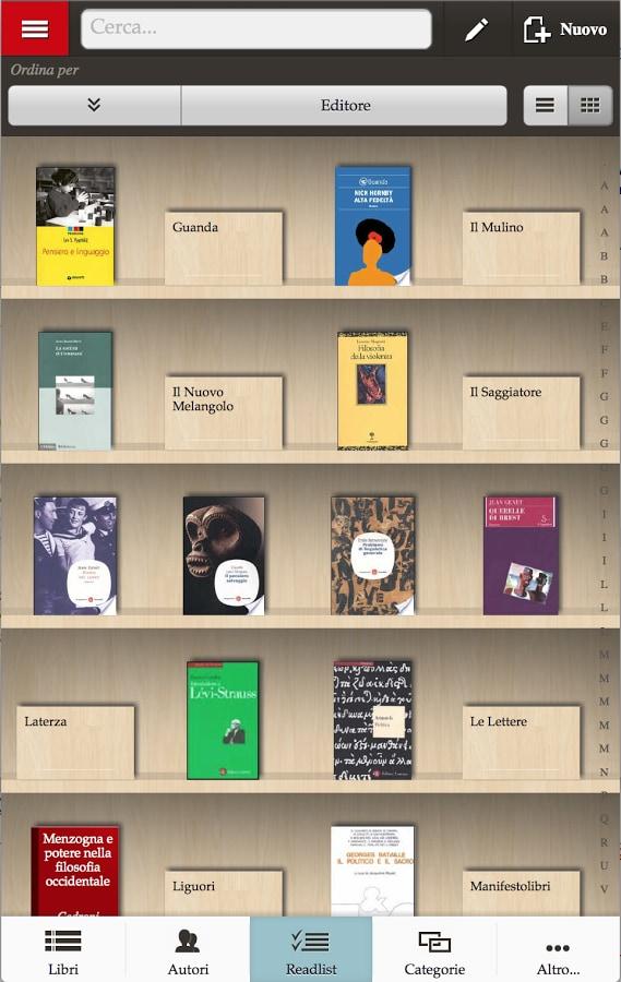Bibliophilia – 1