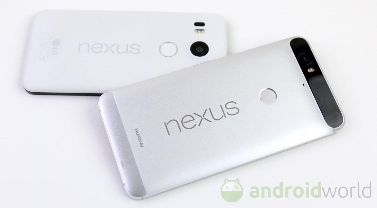 Le sfide che Google ha superato (o no) nel realizzare Nexus 5X e 6P