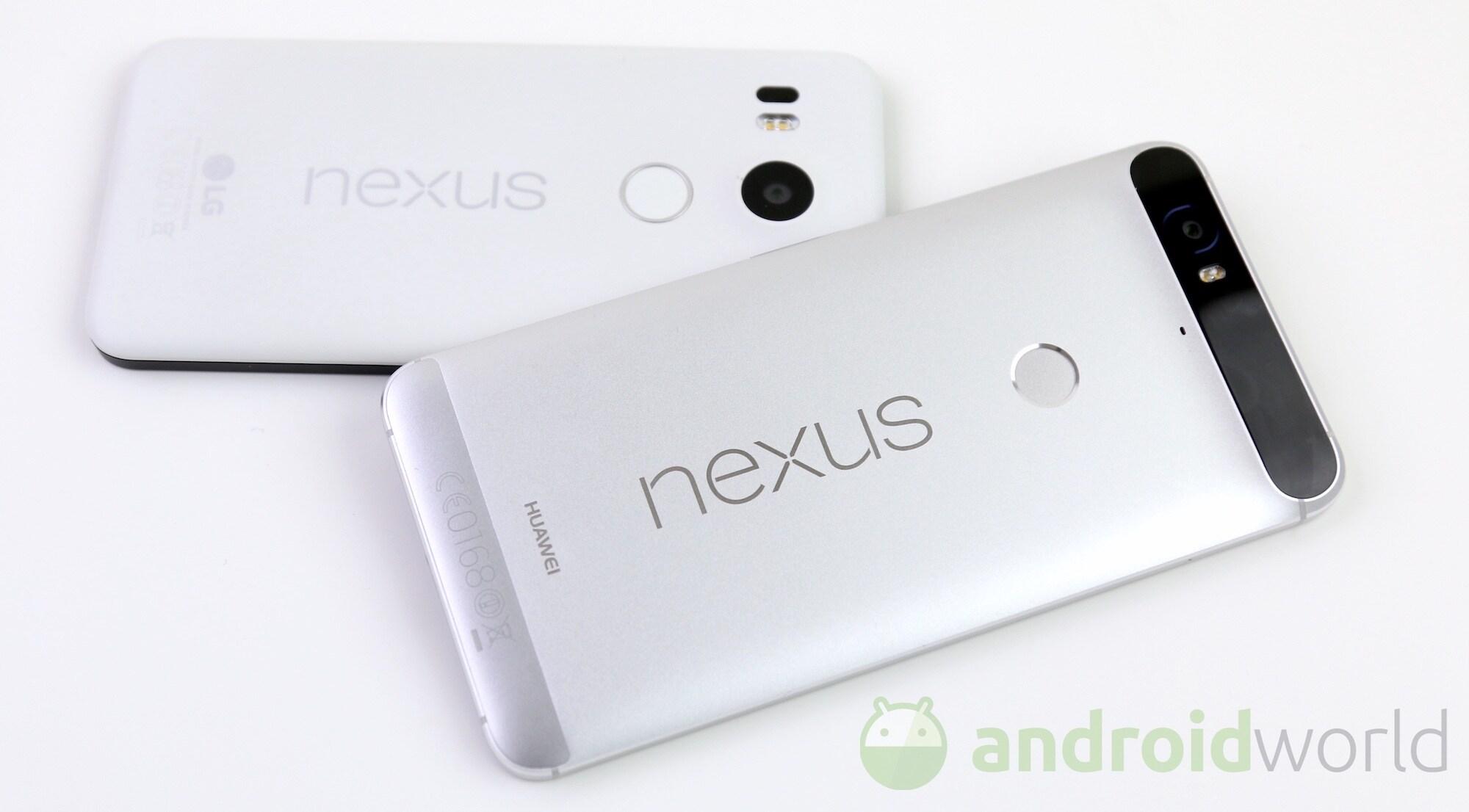Volete guadagnare 200.000$? Hackerate Nexus 6P e 5X!