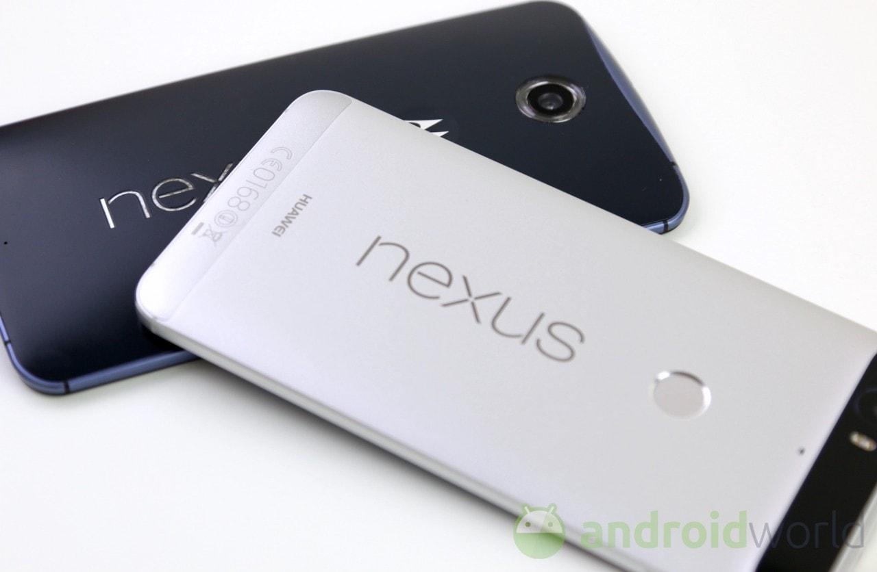 Confronto Nexus 6 - Nexus 6P - 8
