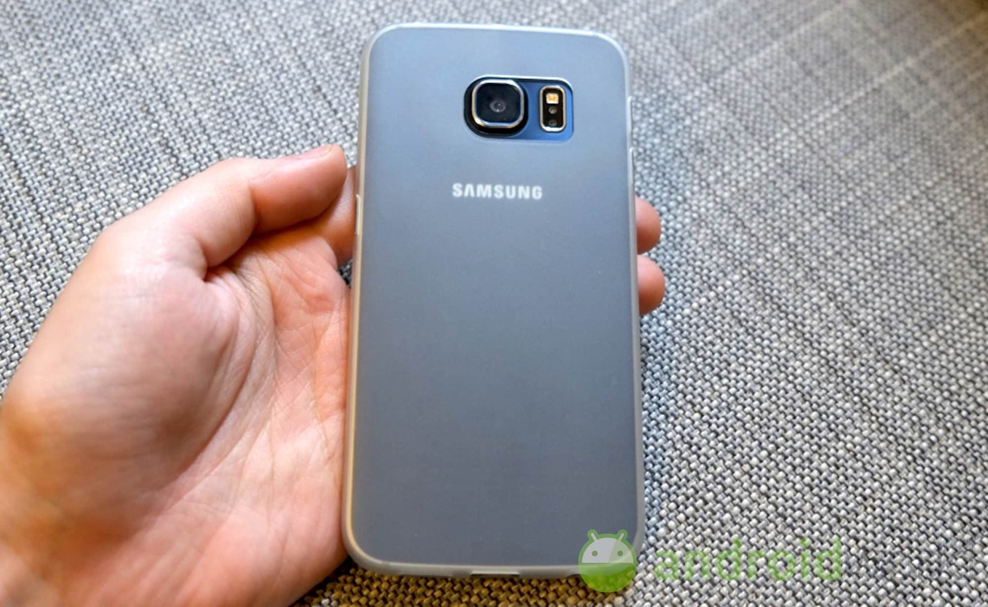 iphone 6 a samsung galaxy s6