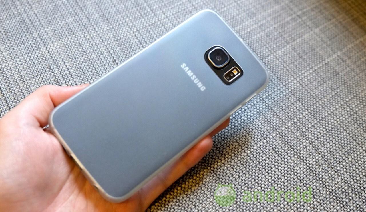 Cover Puro 0.3 Samsung Galaxy S6 edge - 6