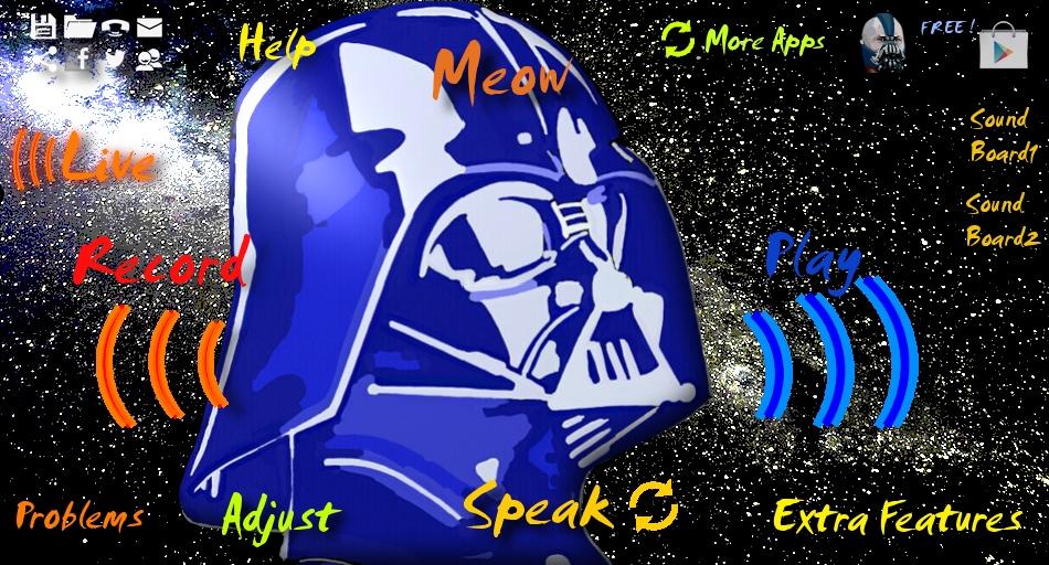 Darth Vader Voice Changer – 1