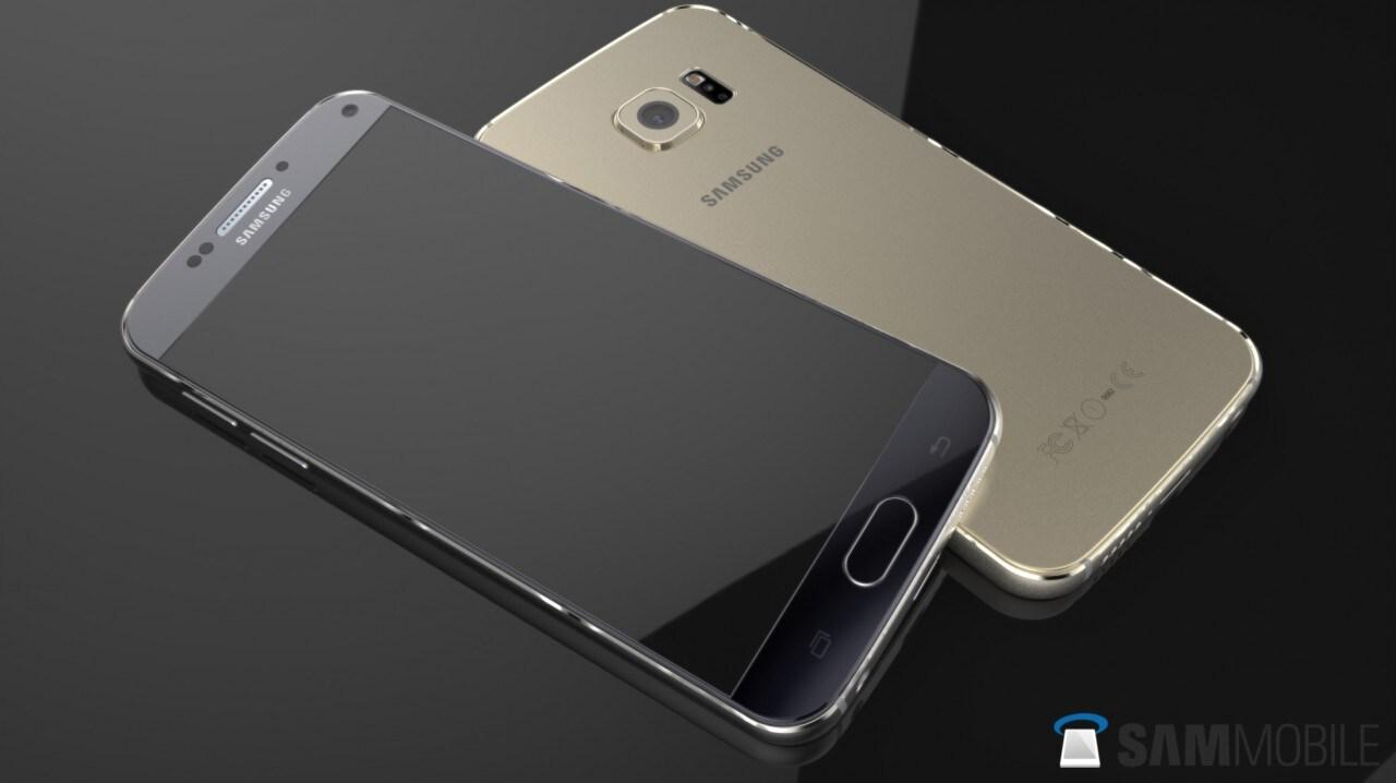Galaxy S7 concept render - 5