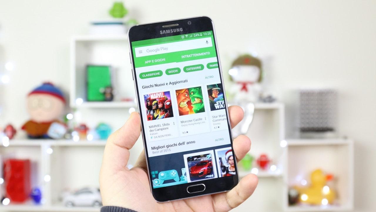 Il Play Store si arricchisce di nuove categorie, compresa quella per gli appuntamenti