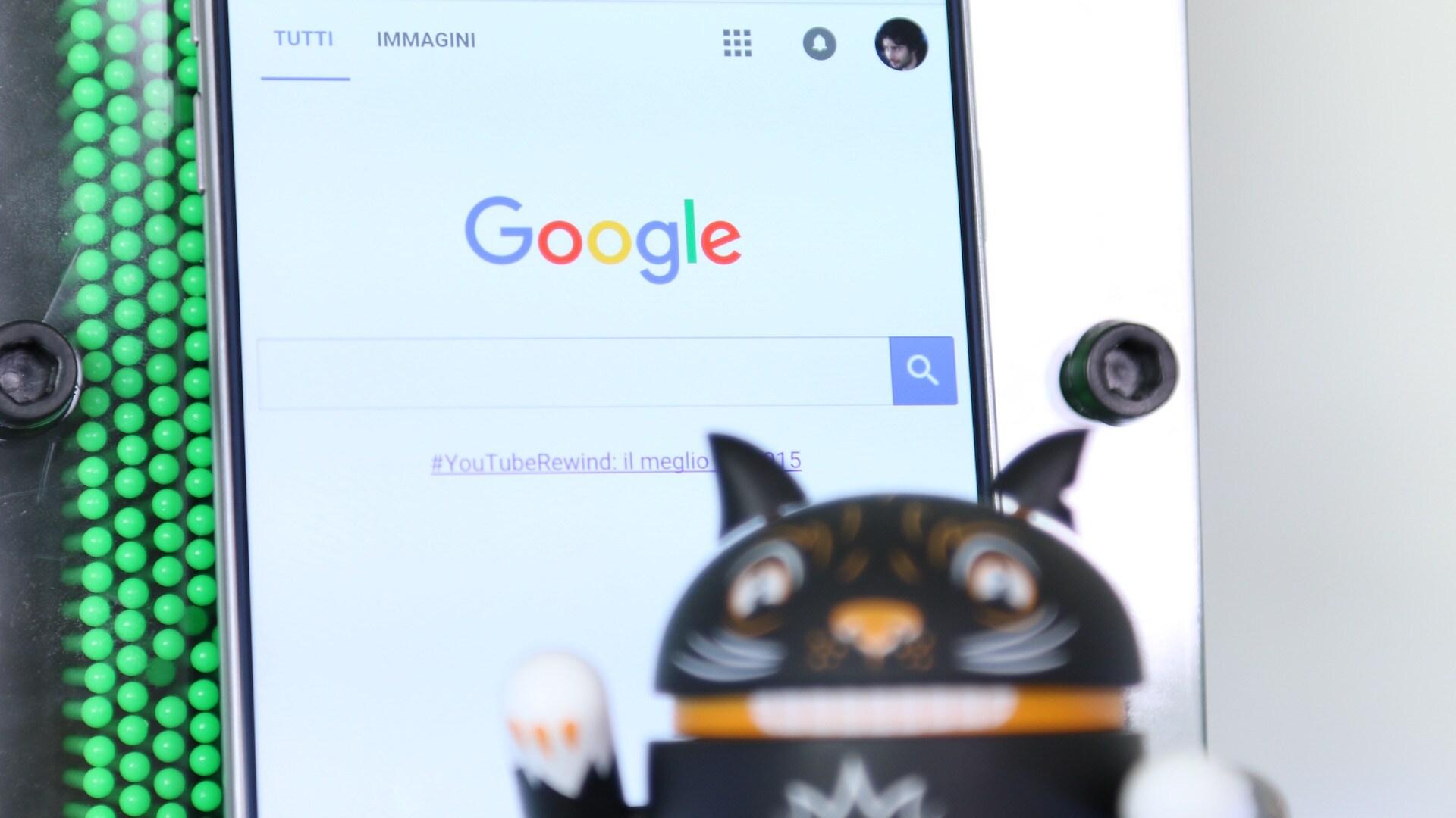 L'app Google ci chiede di valutare l'utilità delle sue notifiche (foto)