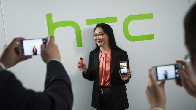 HTC non uscirà dal mercato, parola di Cher Wang