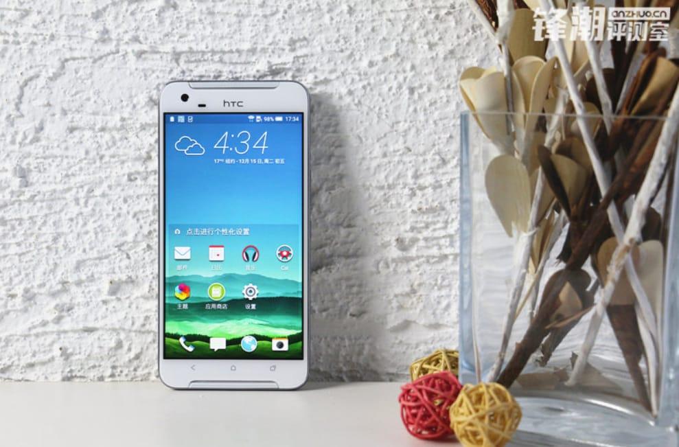 HTC One X9 foto leaked - 2