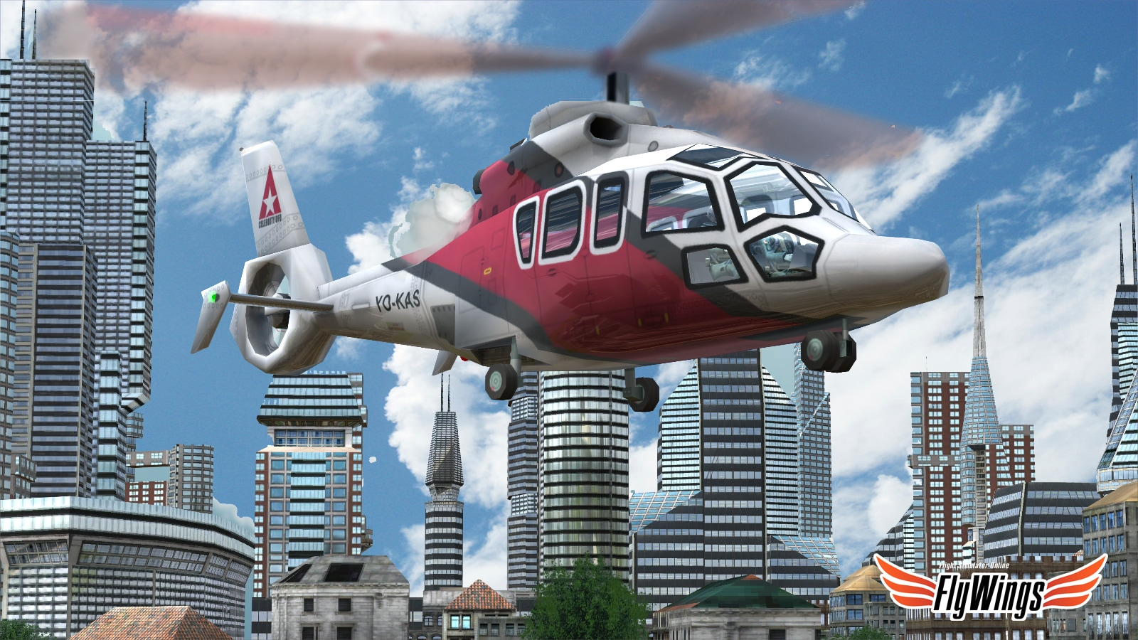 Helicopter Game Simulator 2016 – 8
