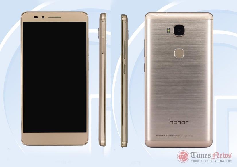 Huawei Honor 7X è stato certificato da TENAA? (foto)