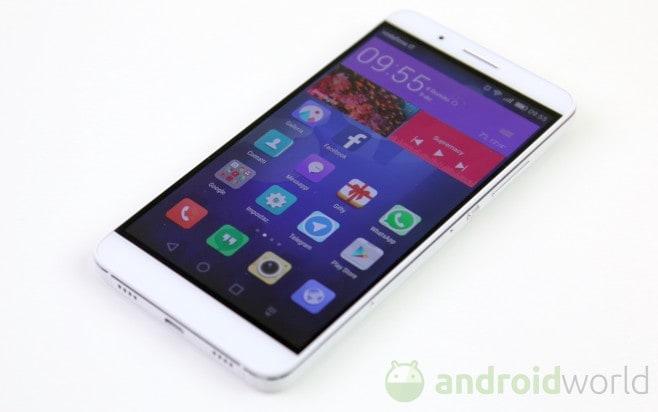 Huawei ShotX - 4