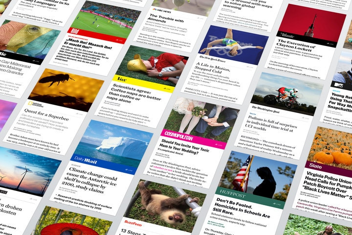 Gli Instant Articles di Facebook in rollout per tutti (o quasi) da oggi