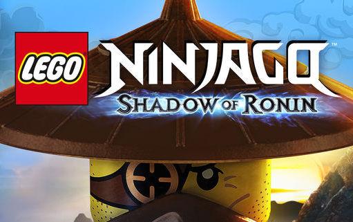 LEGO Ninjago l'Ombra di Ronin Copertina