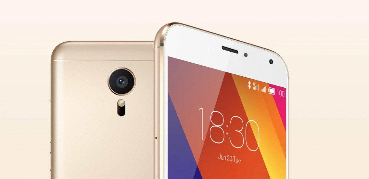 Meizu MX5 disponibile in Italia anche di color oro