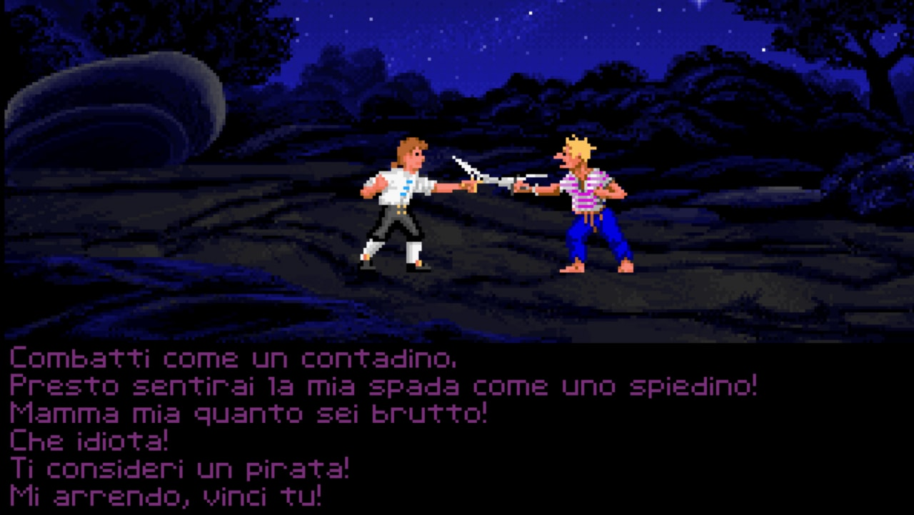 Monkey Island  Android Download