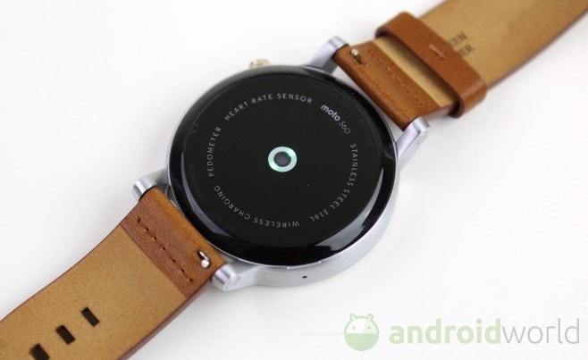 Motorola Moto 360 (2015) - 7