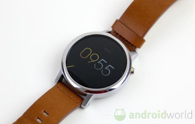Motorola Moto 360 (2015) - 8