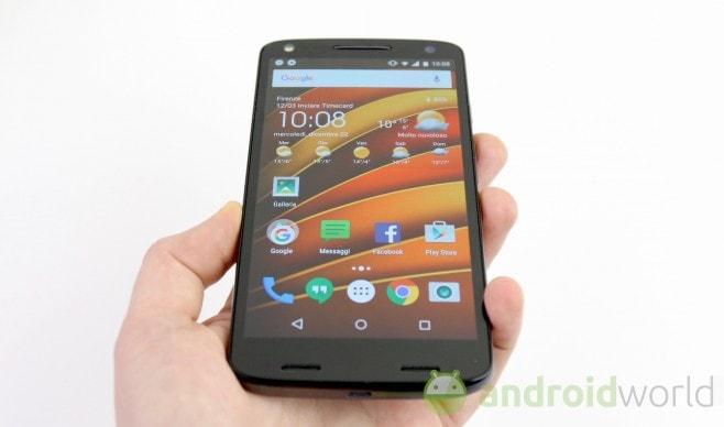 Motorola Moto X Force - 12