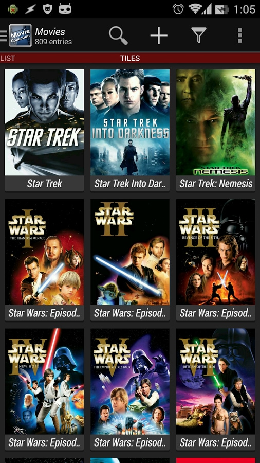 Movie Collection – 1