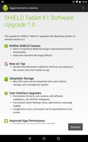 NVIDIA Shield Tablet K1 1