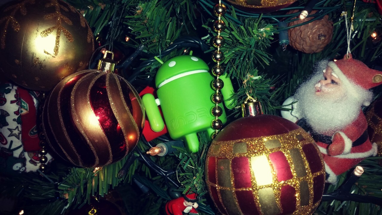 Sfondi natalizi smartphone android