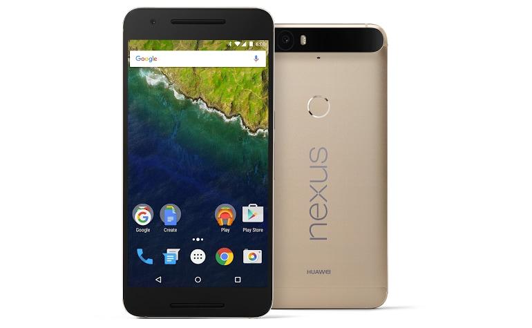 Nexus 6P gold giappone