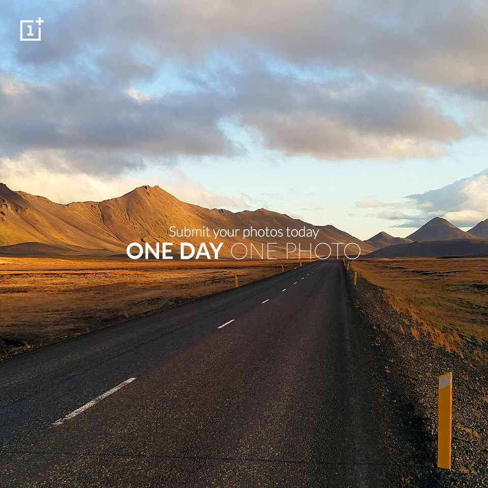 One Day One Photo oneplus