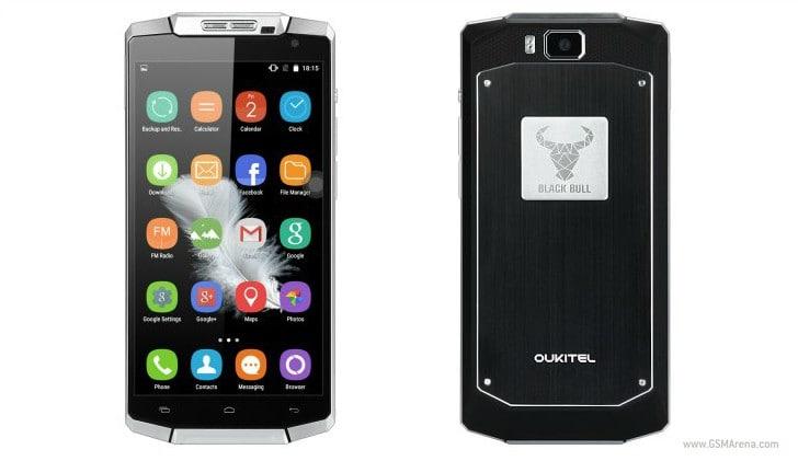 Volete 10.000 mAh di batteria nel vostro smartphone? Per 187€ si apre il pre-ordine di Oukitel K10000