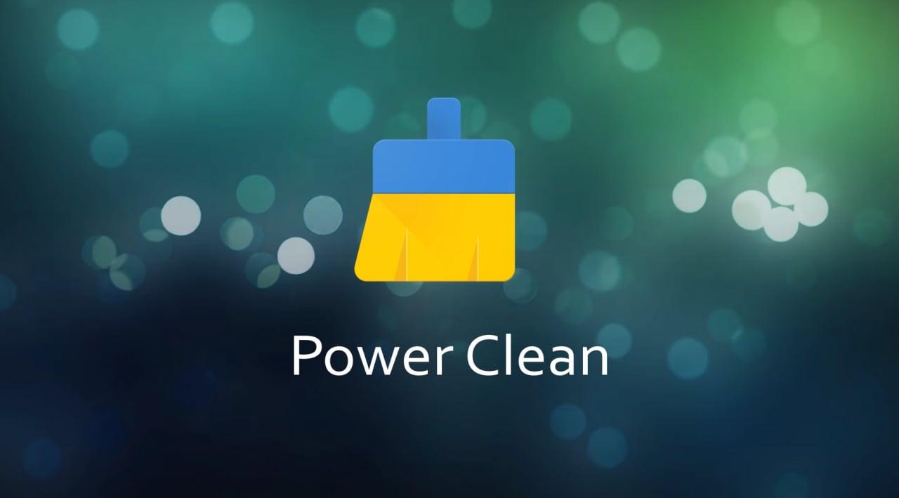 Power Clean Head