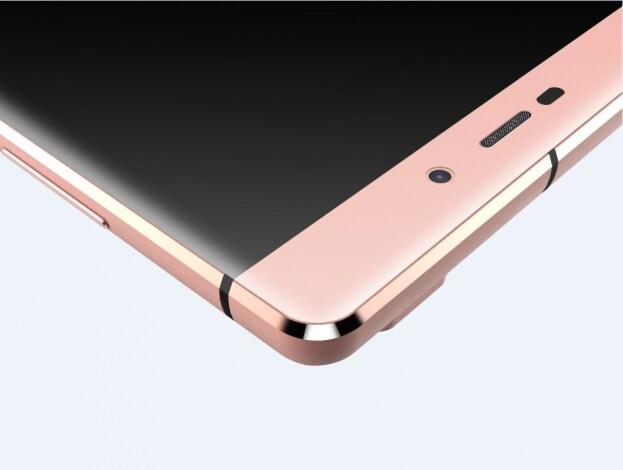 Elephone M3 Pro rosa