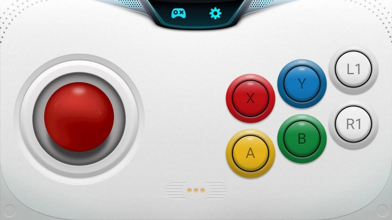 S Console Gamepad - 1
