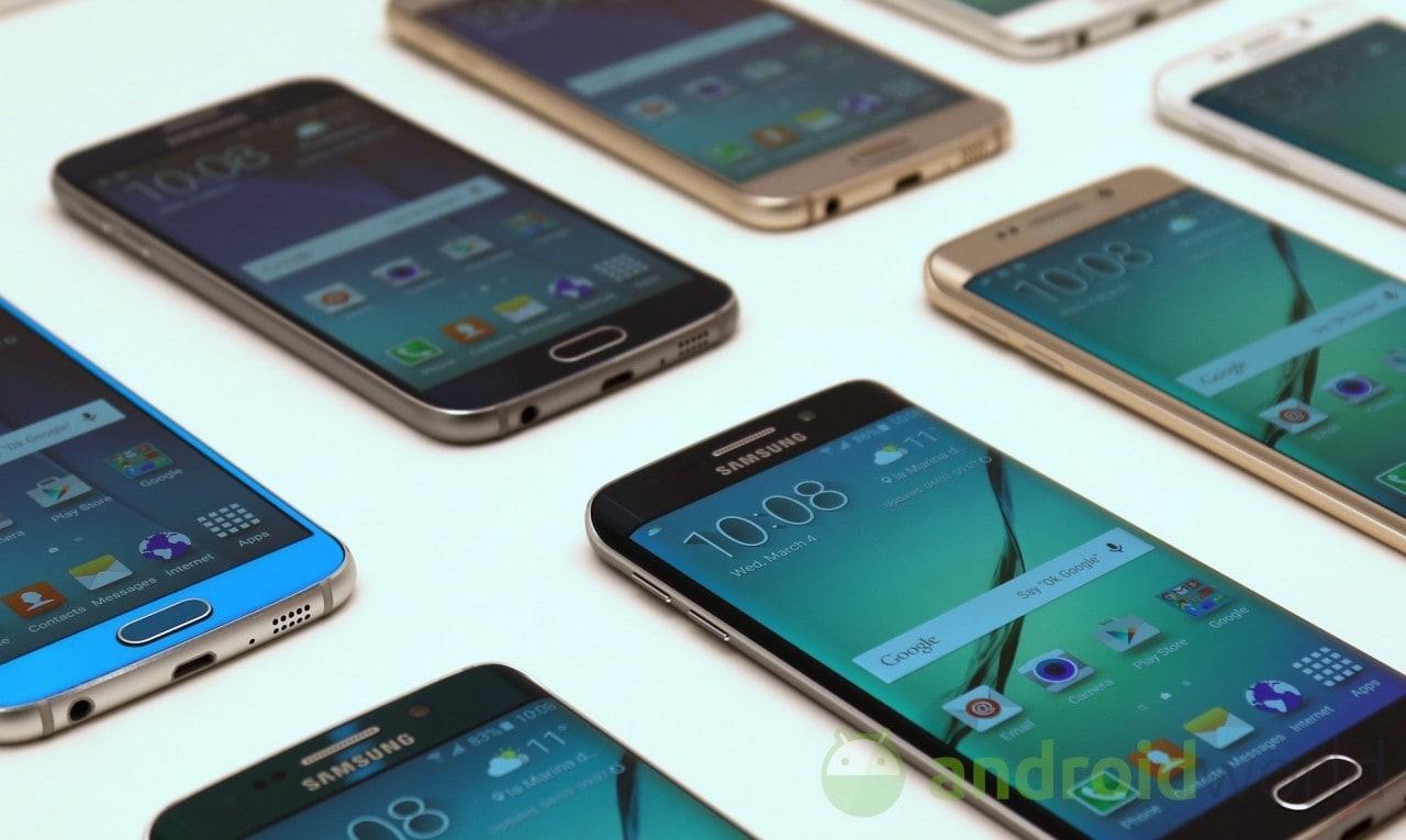 Galaxy S7 ed S7 edge con batterie più ampie, microSD, IP 67, fotocamera f/1.7 e display always-on?
