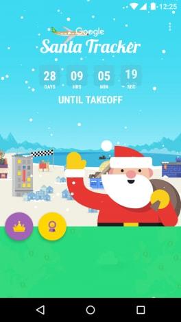Segui Babbo Natale - 1