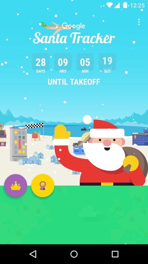 Segui Babbo Natale – 1