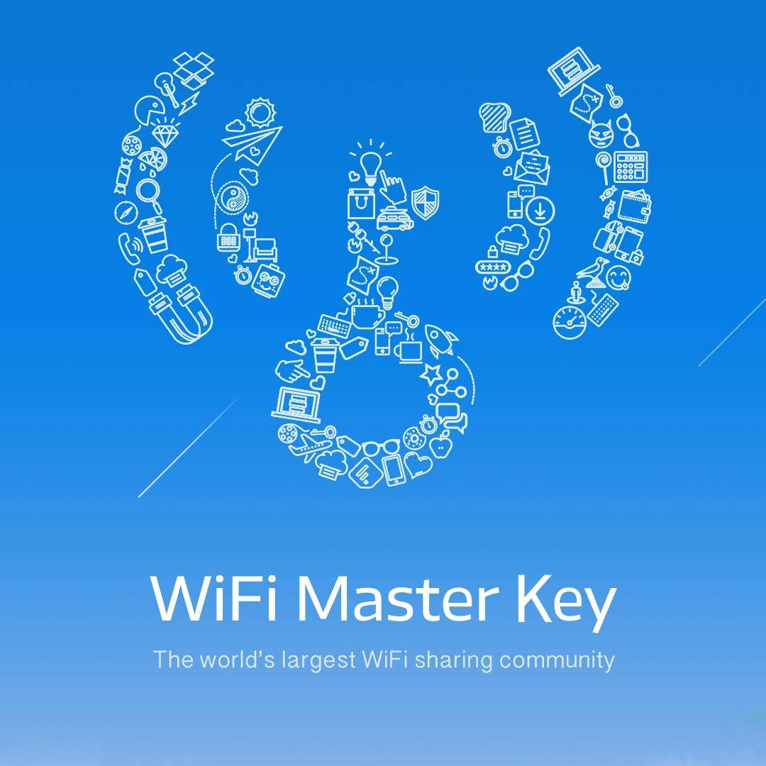 Vi serve una rete wireless gratuita? Cercatela con WiFi Master Key! (video)