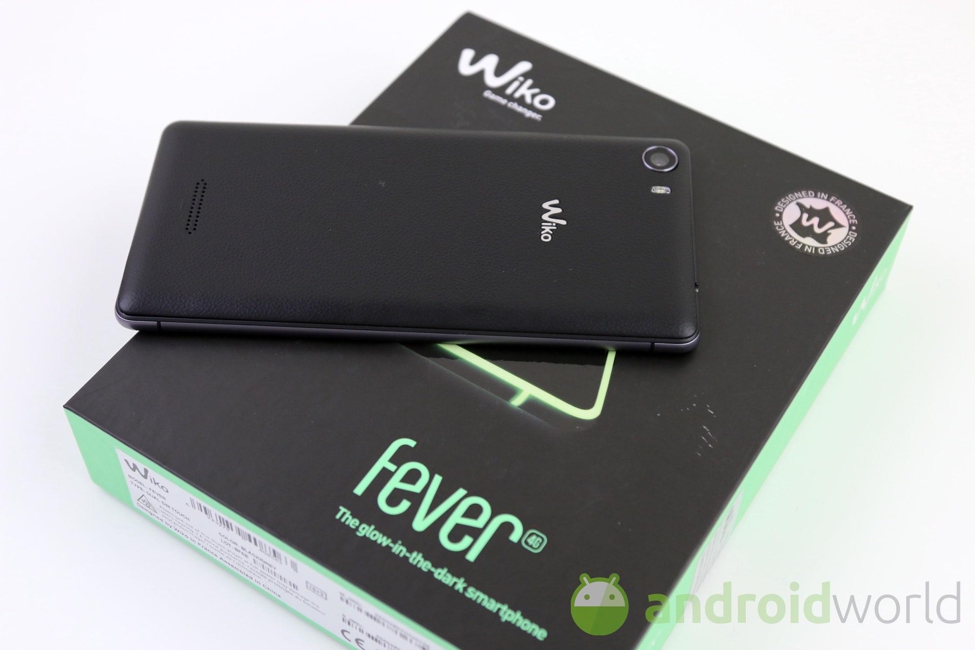 Anche Wiko Fever si aggiorna finalmente ad Android 6.0 Marshmallow