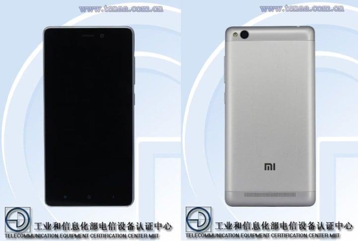 Xiaomi smartphone economico tenaa