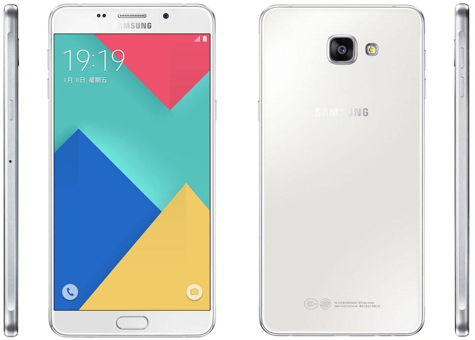 Samsung Galaxy A9 final