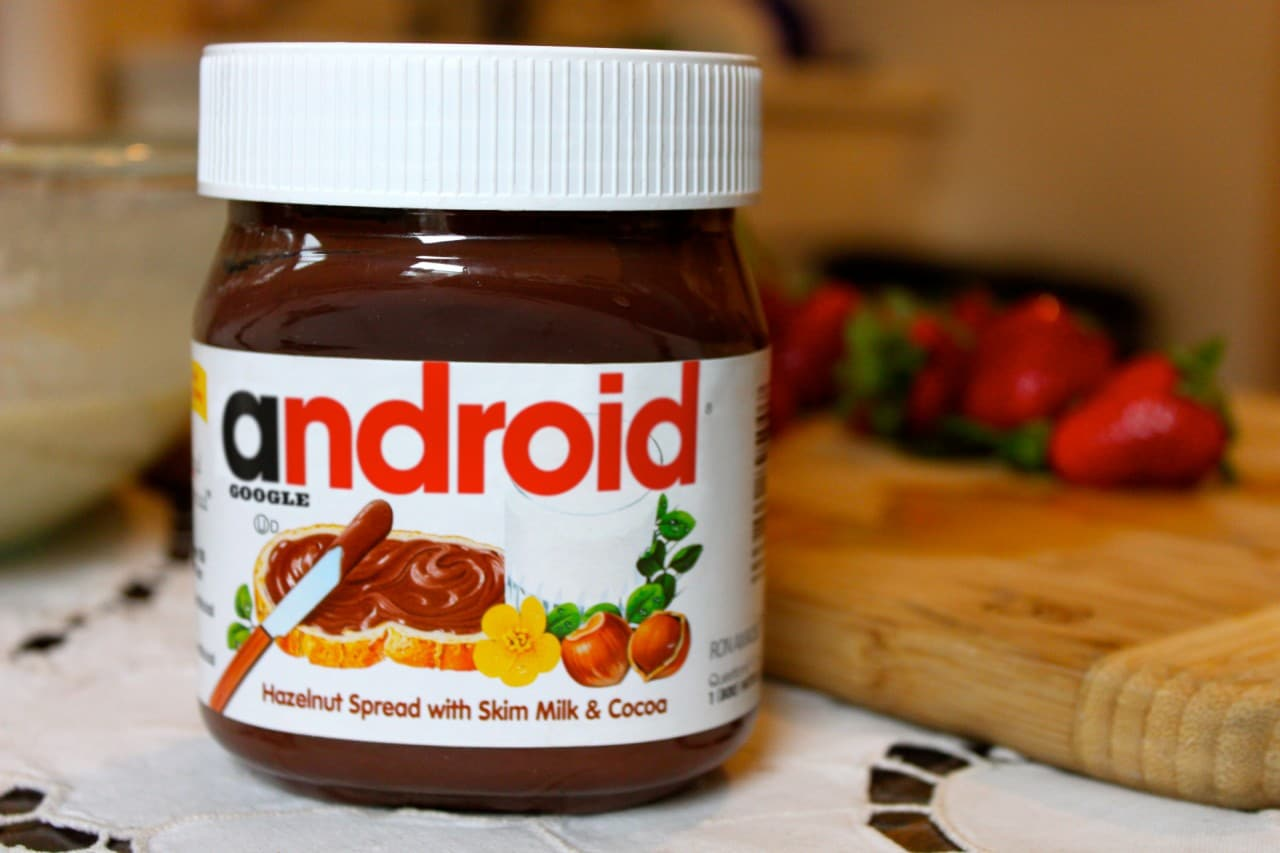 Android Nutella n final