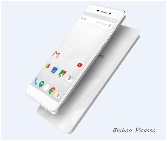Bluboo sfida Xiaomi Redmi 3 con il suo Picasso, dalle caratteristiche e prezzo simili (foto)