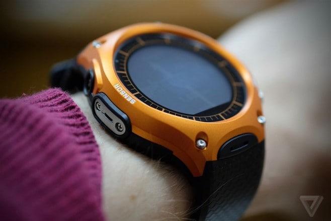 Casio Smart Outdoor Watch WSD-F10 - 1
