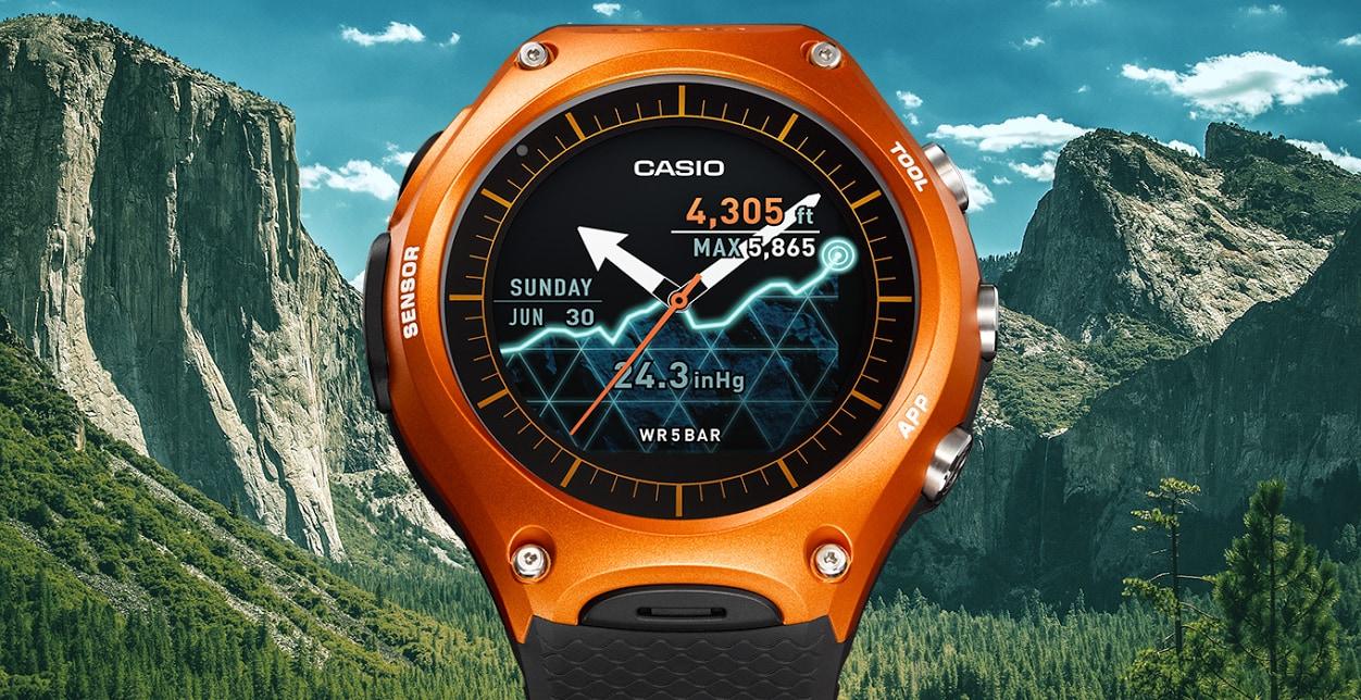 Casio Smart Outdoor Watch WSD-F10 - 7