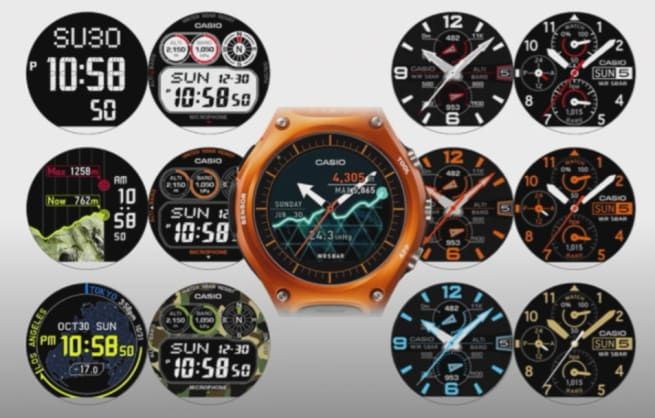 Casio Smart Outdoor Watch WSD-F10 - 8