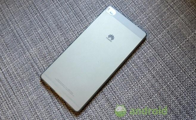 Cover Puro 0.3 Huawei P8 - 2