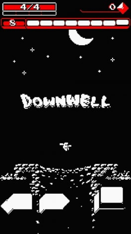 Downwell Android screenshot - 1