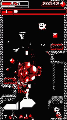 Downwell Android screenshot - 3