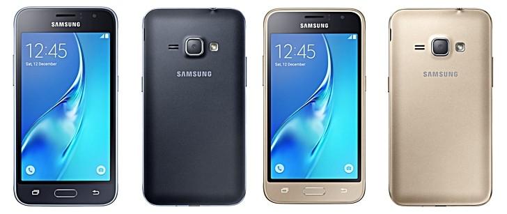 Galaxy J1 2016 – 2